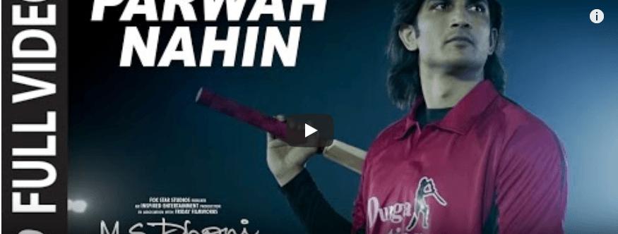 Parwah Nahin - MS Dhoni
