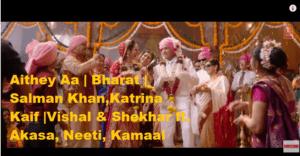 Aithey Aa -Lyrics-song bhrat