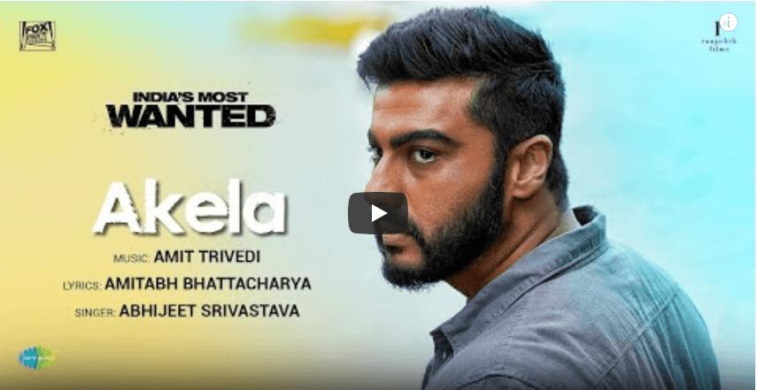 Akela - Indias Most Wanted