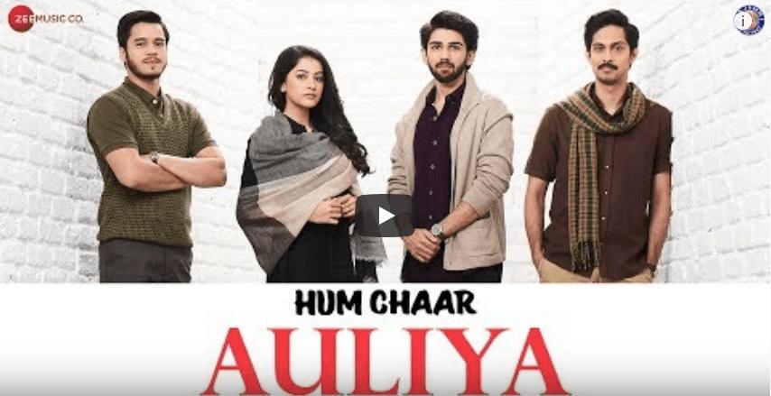 Auliya - Atif Aslam-Hum Chaar 2019