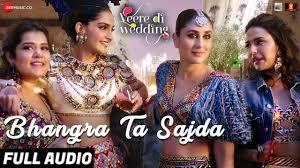 Bhangra Ta Sajda Lyrics