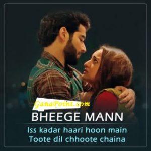 Bheege mann 2019