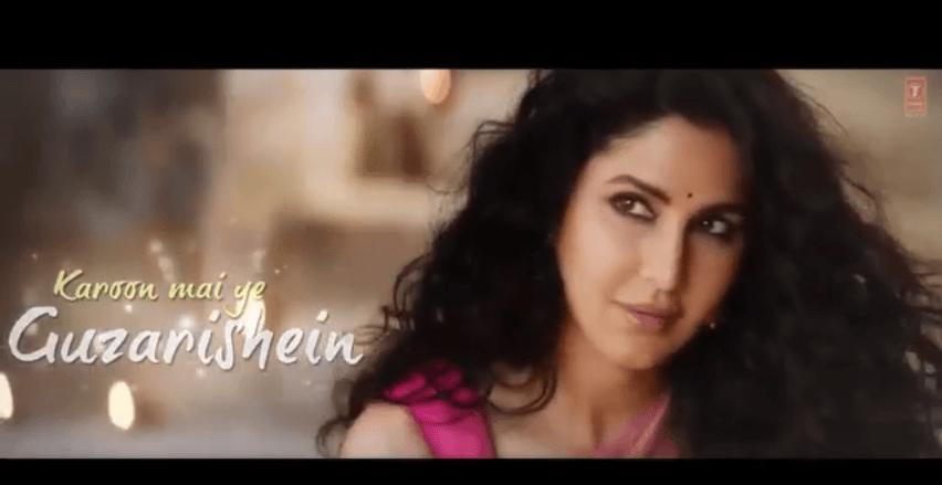 Chashni song lyrics -bharat