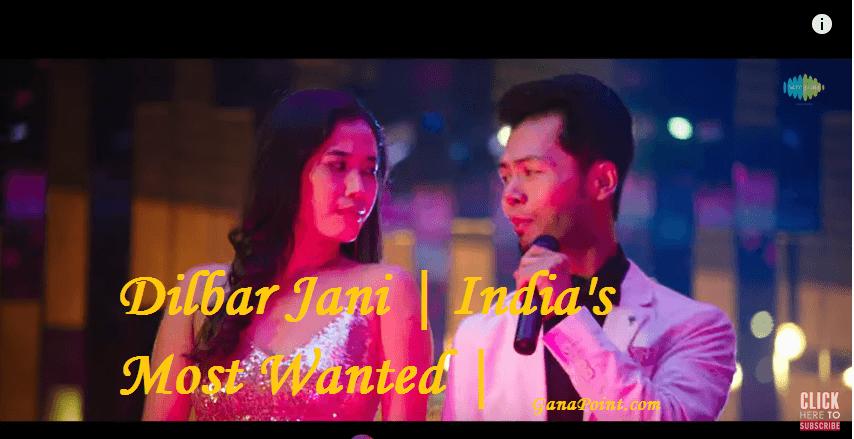 Dilbar Jani - Indias Most Wanted