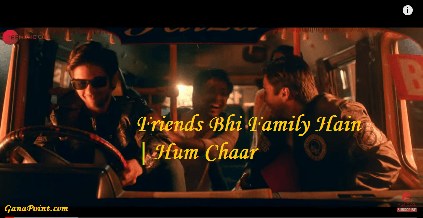 Friends Bhi Family Hain