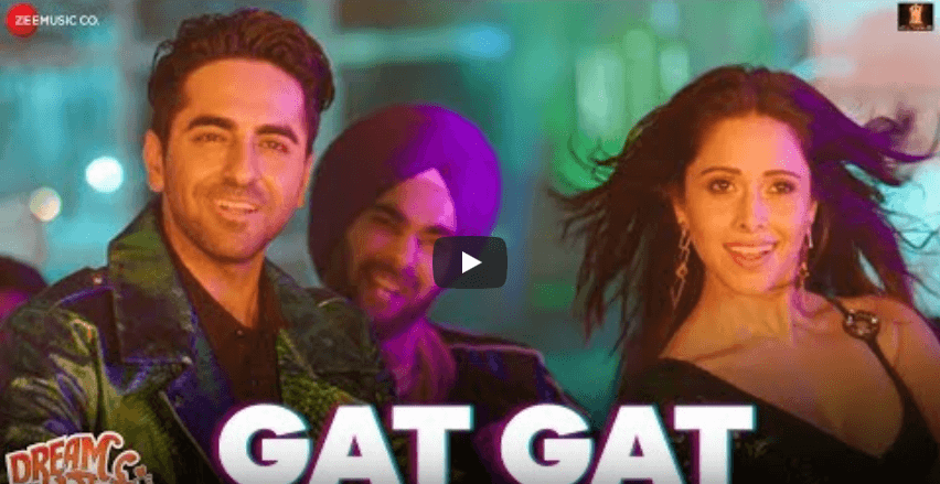 Gat Gat (Dream Girl) Mp3 Song