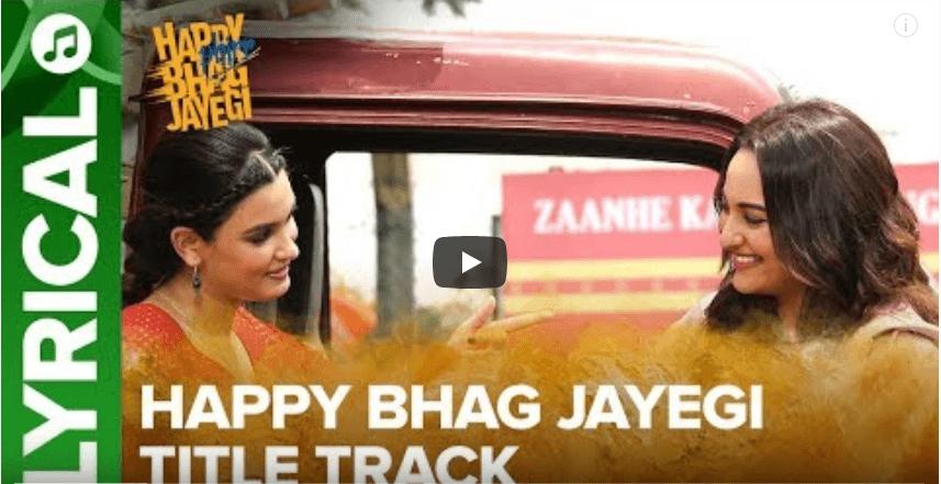 Happy-Bhag-Jayegi-Title-Track