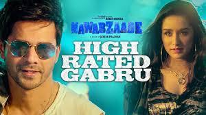 High Rated Gabru Lyrics