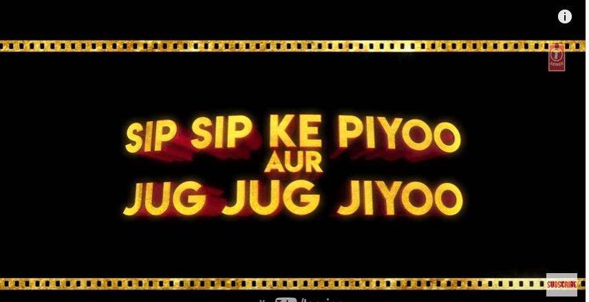 Sip Sip - Arjun Patiala (2019)