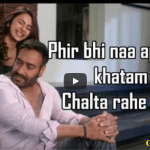 Tu Mila To Haina Lyrics 2019 de de pyar de