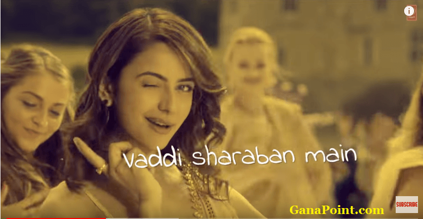 Vaddi Sharaban Lyrics 2019 de de pyar de