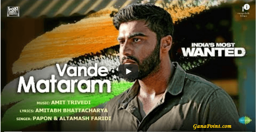 Vande Mataram - Indias Most Wanted