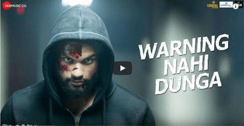 Warnig nahi dunga 2019- Blank (2019)
