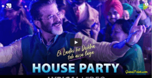 house Party song