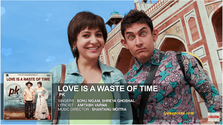 Love Is a Waste of Time
