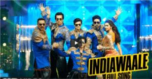 India Waale (Vishal Dadlani) - Happy New Year