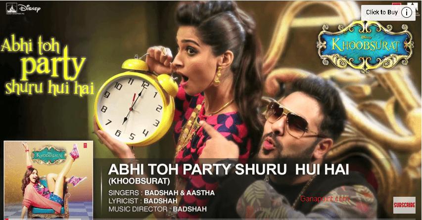Abhi Toh Party