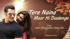 Tere Naina Maar Hi Daalenge - Jai Ho