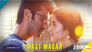 Mast Magan - 2 States