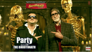 Party With The Bhoothnath - Bhoothnath Returns