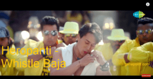 Whistle Baja - Heropanti
