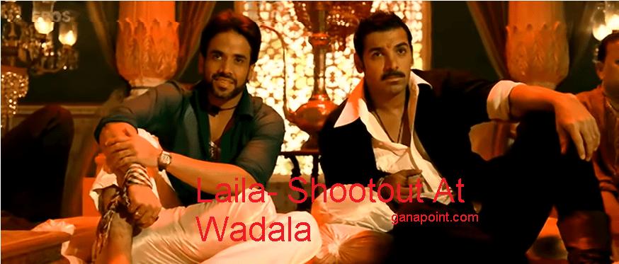 Laila-Remi-Shootout At Wadala