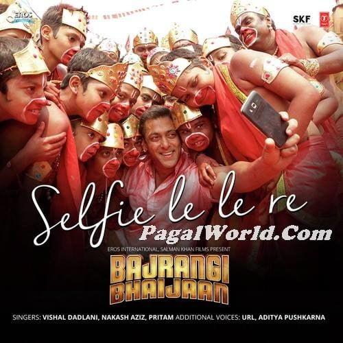 Selfie-Le-Le-Re-Bajrangi-Bhaijaan-Pritam