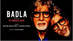 Badla 2019 movie