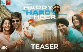 Happy Hardy And Heer 2019 movie