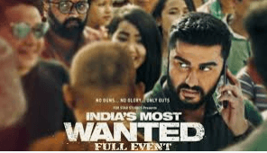 India's Most wanted movie