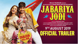 Jabariya jodi movie