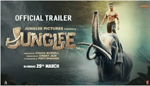 Jungali 2019 movie