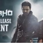 Saaho movie