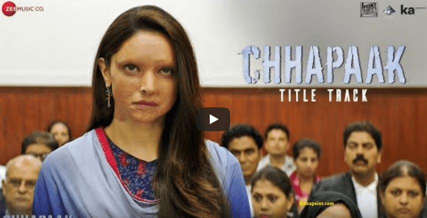 chhapaak title song lyrics
