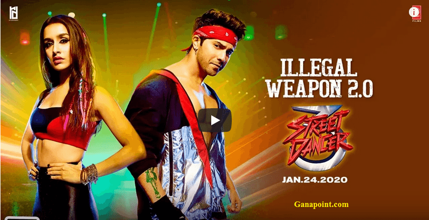 Illegal Weapon 2.0 song lyrics, hindi songs lyrics