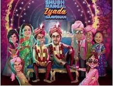 Shubh Mangal Zyada Saavdhan Movie Song Lyrics