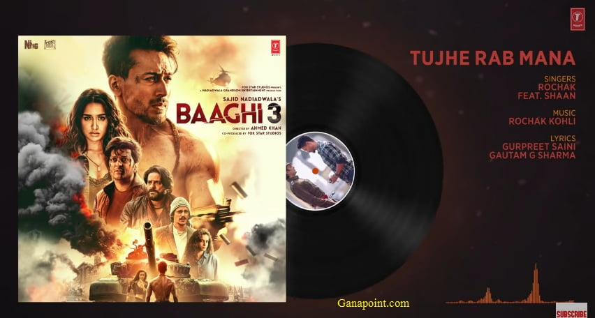 Tujhe Rab Mana Song Lyrics