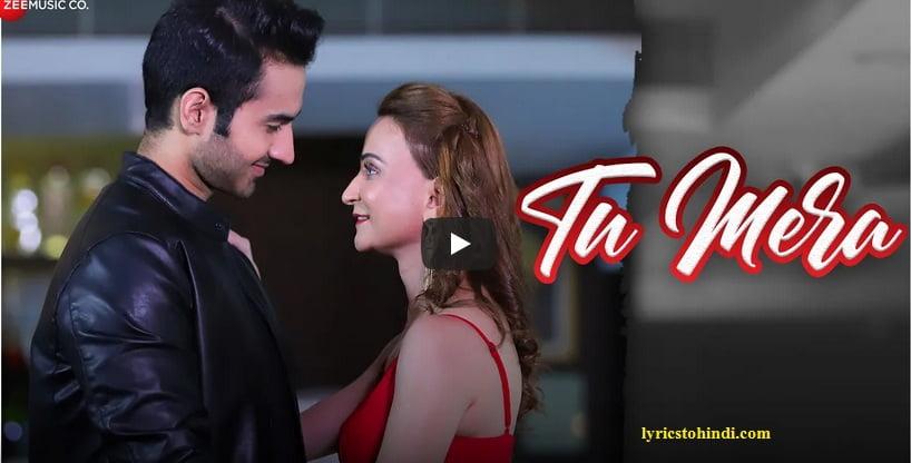 Tu Mera lyrics - Altamash Faridi & Antara Mitra