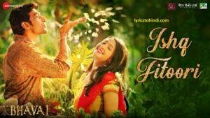 Ishq Fitoori lyrics, Ishq Fitoori lyrics in hindi, Ishq Fitoori lyrics of mohit chauhan, Ishq Fitoori song lyrics,